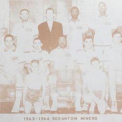 Scranton Miners 1963-1964 (EPBL)