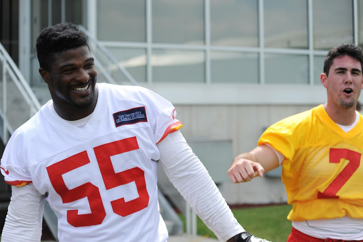 What is a successful season for Kansas City Chiefs LB Dee Ford