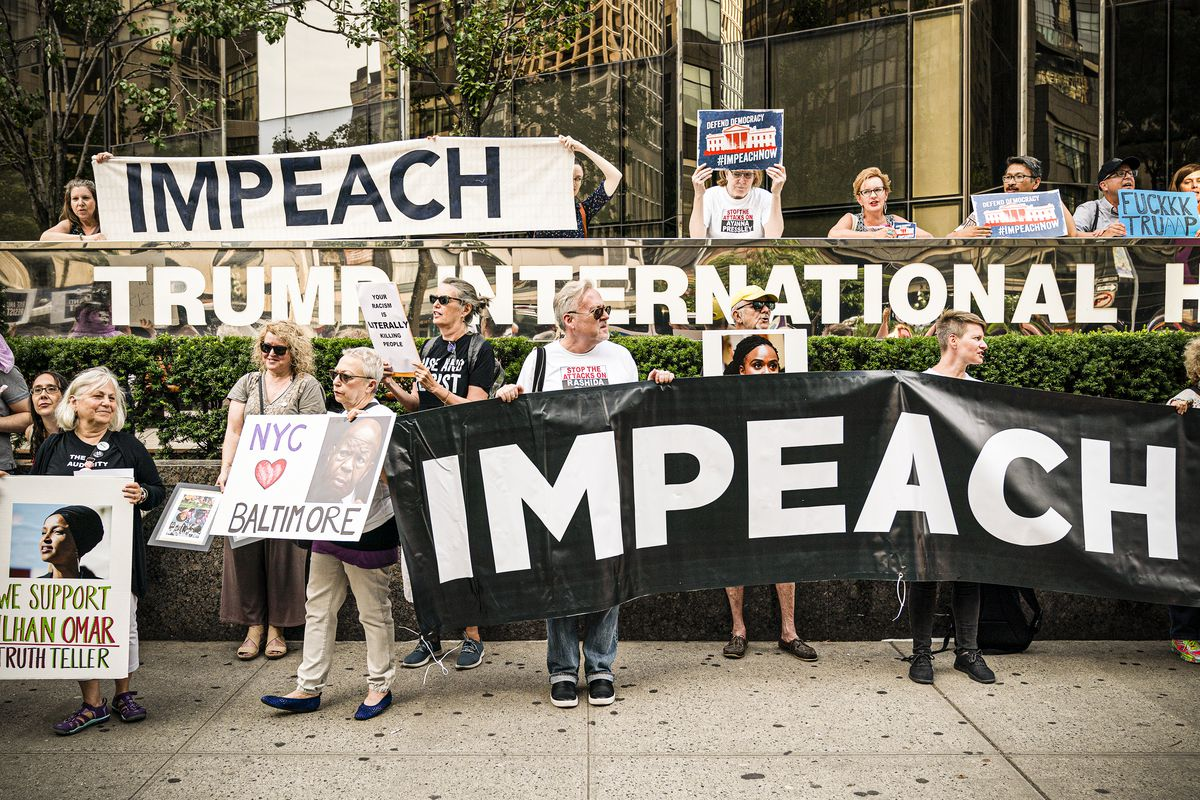 Impeachment inquiry: Democrats' sudden shift in favor of ...