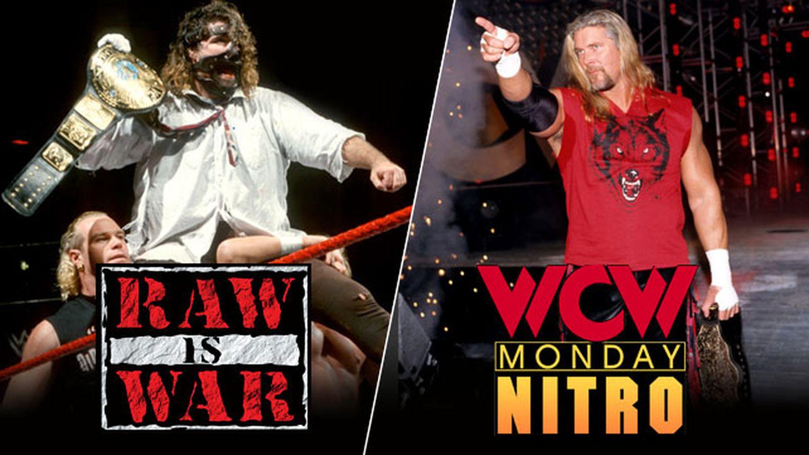 Понедельничные Войны: Закат WCW
