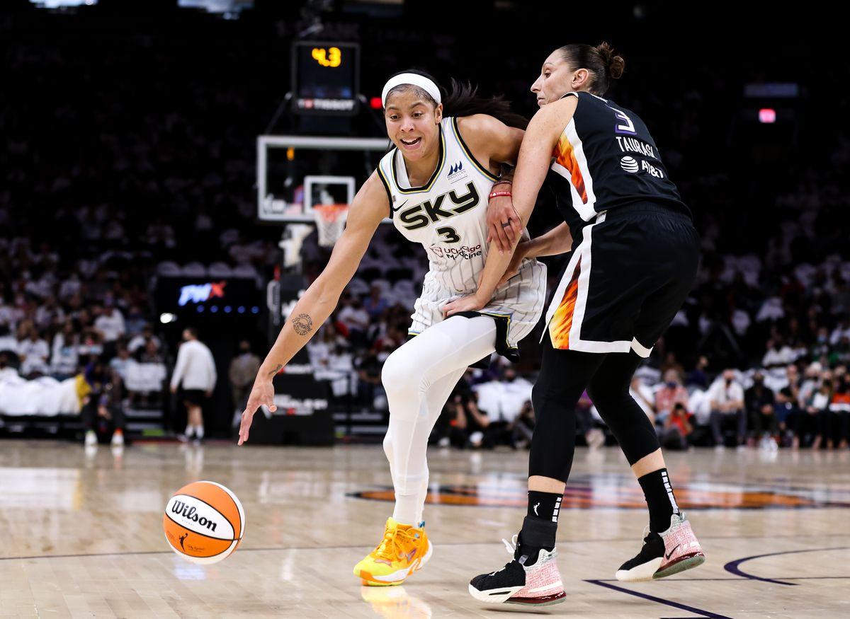 WNBA Finals - Game One