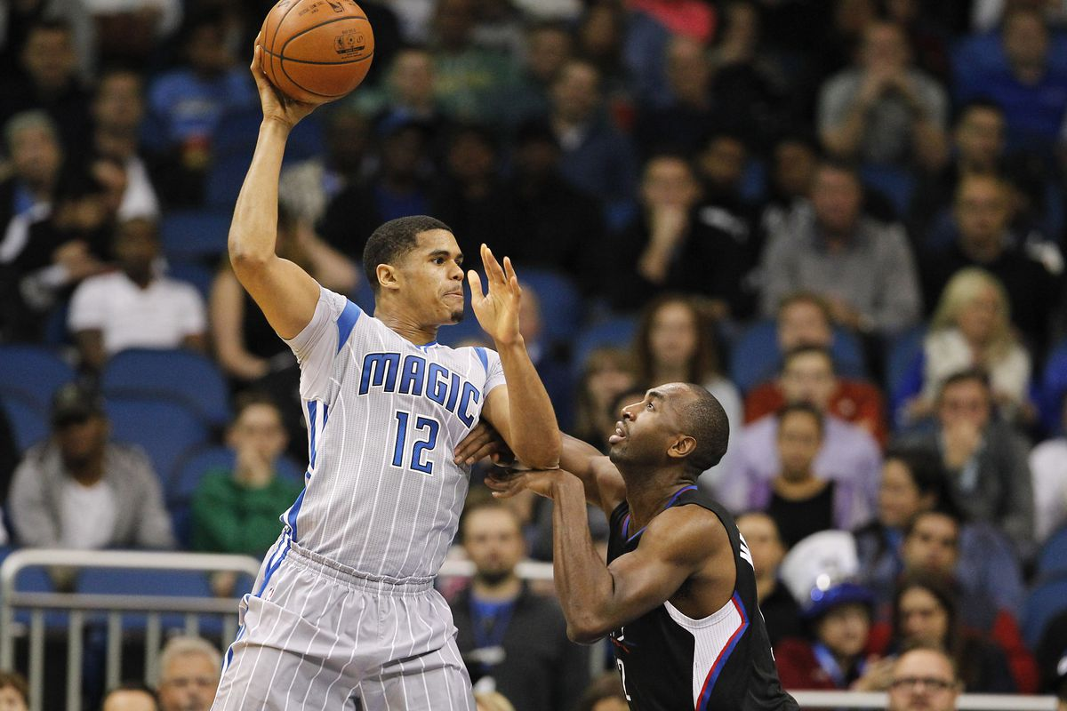 The Magic traded for Tobias Harris at the deadline three years ago, and could move him this week.