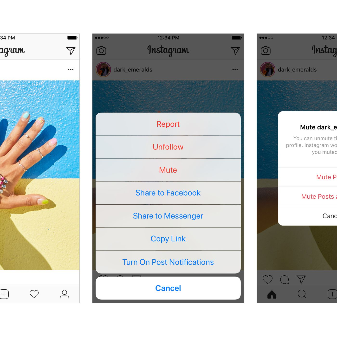 Instagram now lets you mute your friends - The Verge