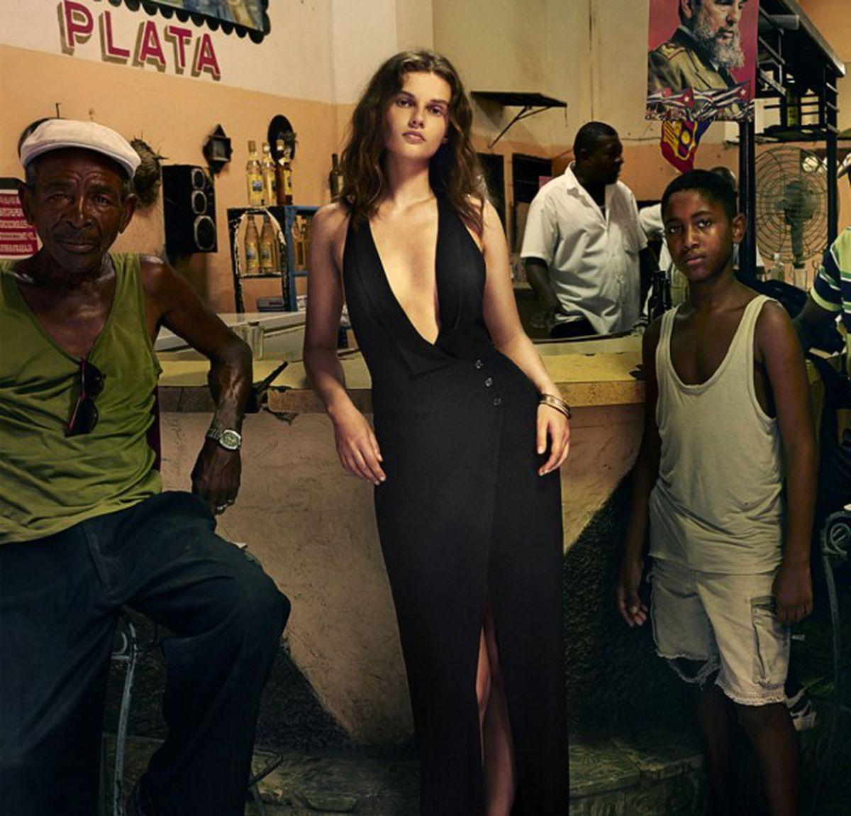 Street Fashion Editorial Havan