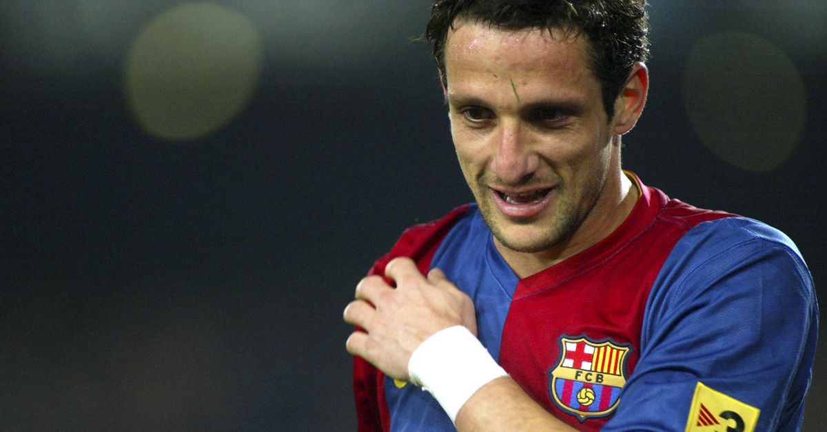 Belletti: 16-year-old Lionel Messi 'ran right through me' in training thumbnail