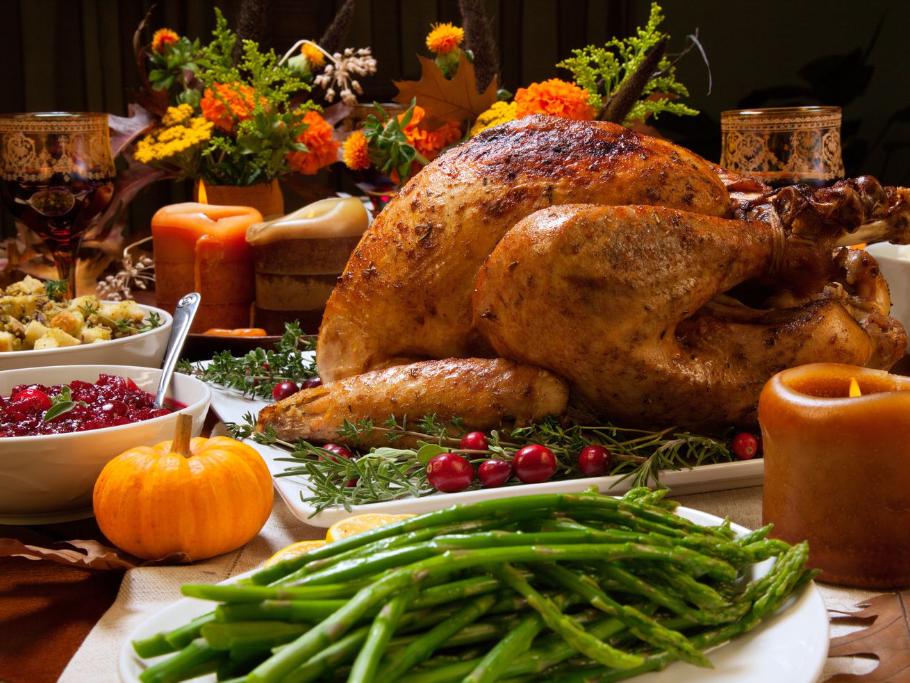 Let one of the Chicago area's many restaurants serve up your Thanksgiving Day meal this year via carryout or delivery.
