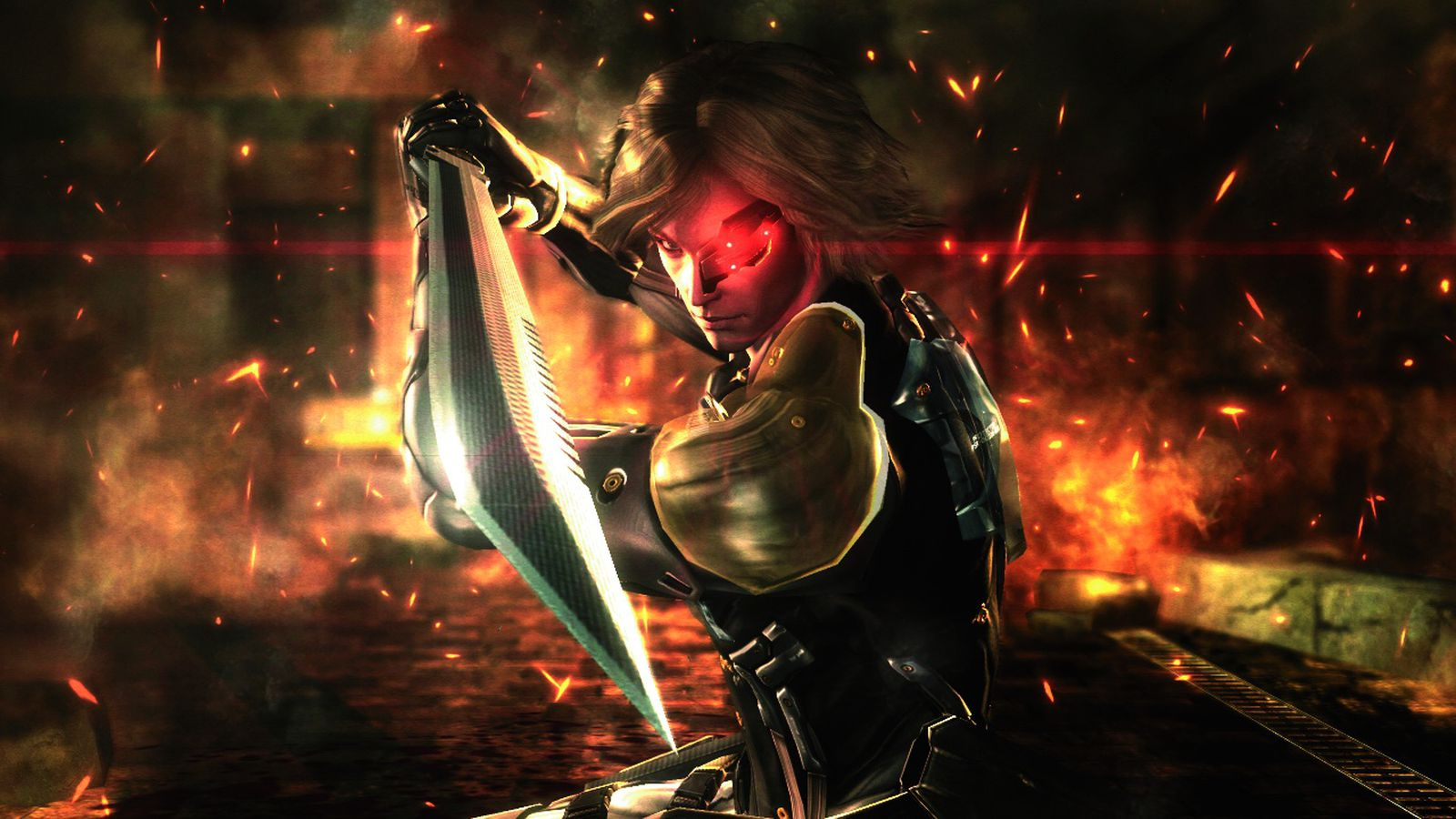Metal Gear Rising  Revengeance Pc Currently Unplayable