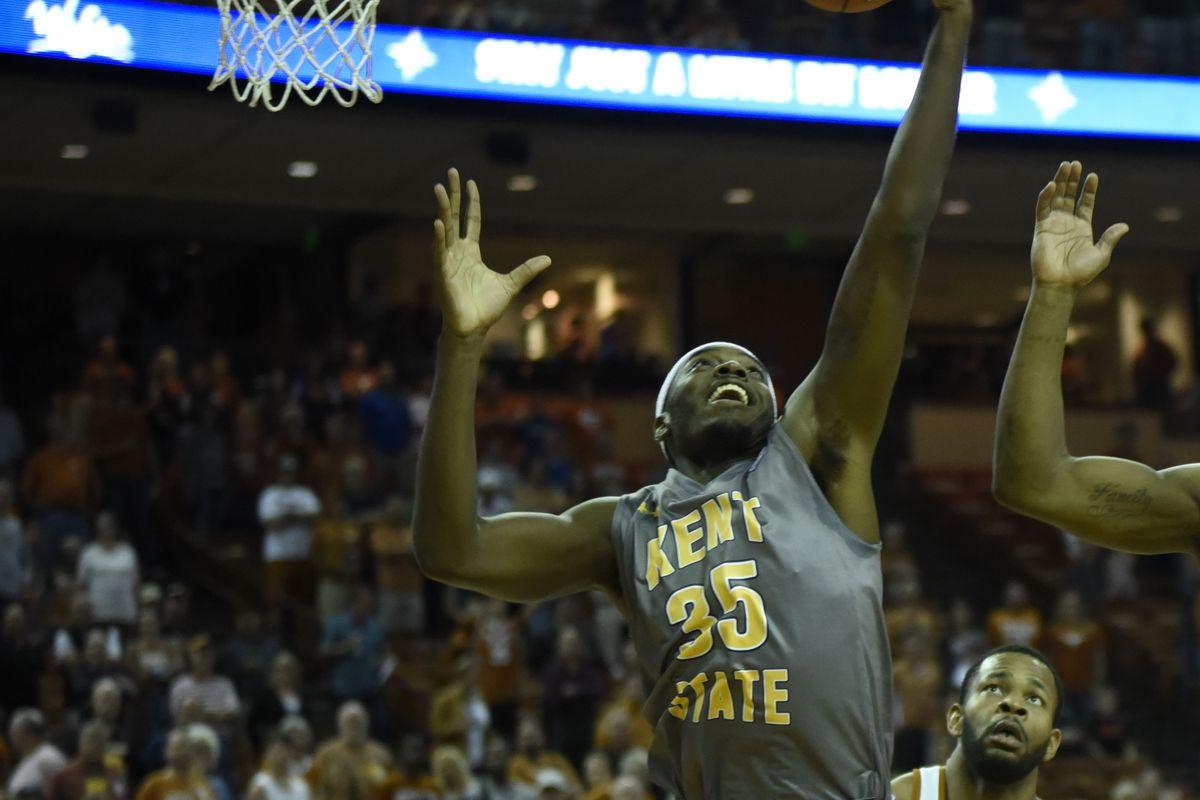 NCAA Basketball: Kent State at Texas