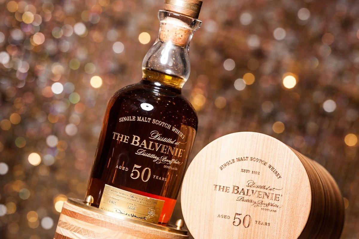 The Balvenie 50