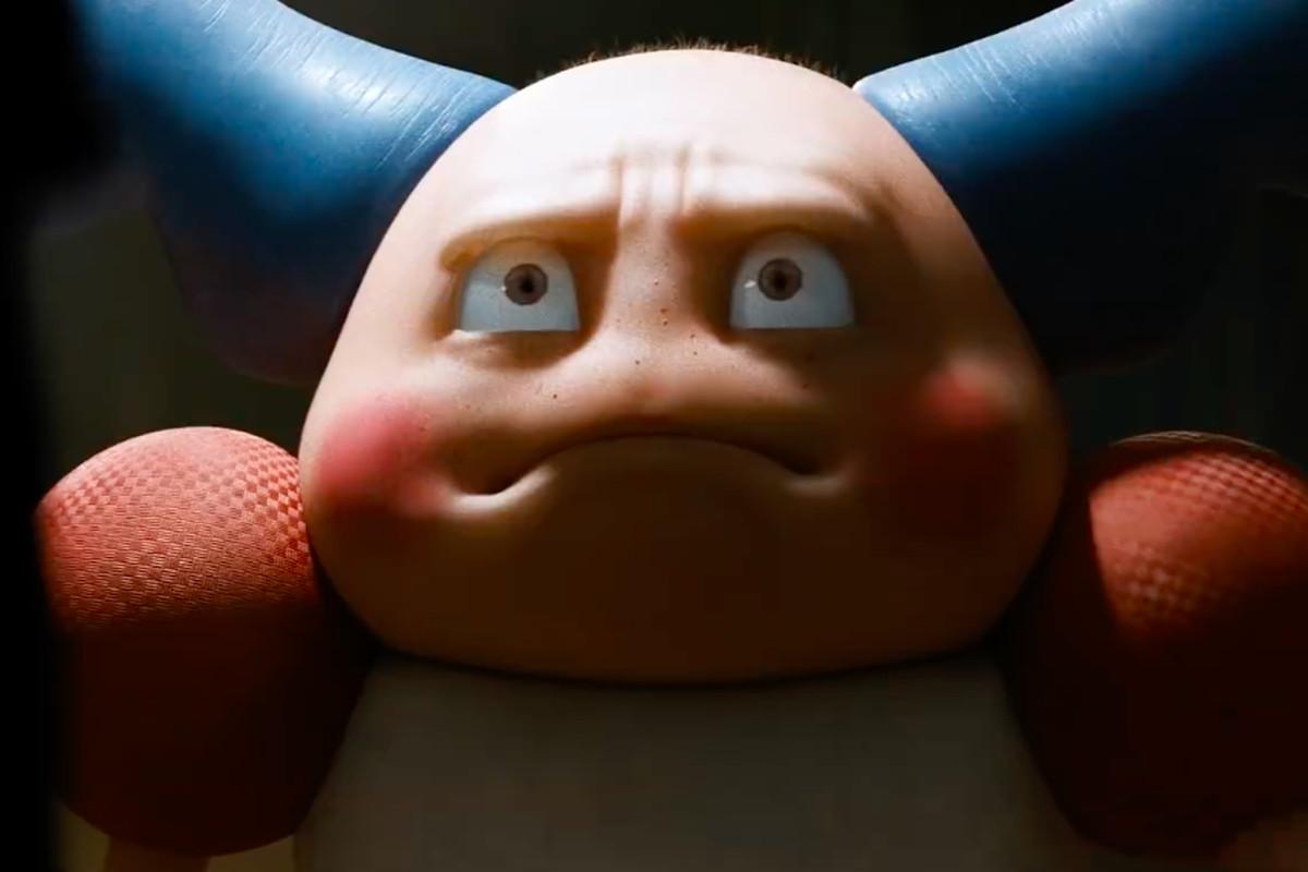 Detective Pikachu S Horrifying Mr Mime Explained Polygon