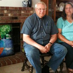 Chuck and Judy Cox, parents of Susan Powell, sought custody of their two grandchildren who have been living with Josh and Steven Powell since Susan's disappearance.