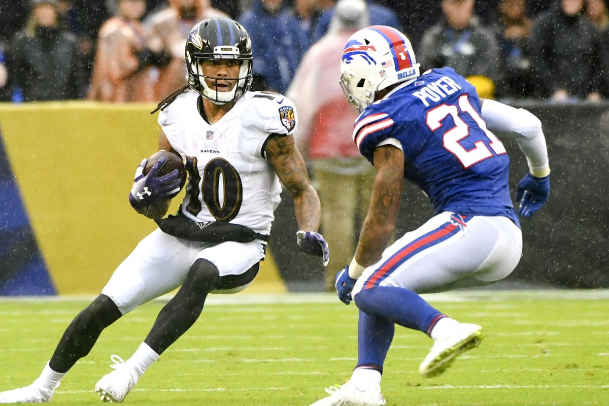 Ravens Vs Bills Open Thread Baltimore Beatdown