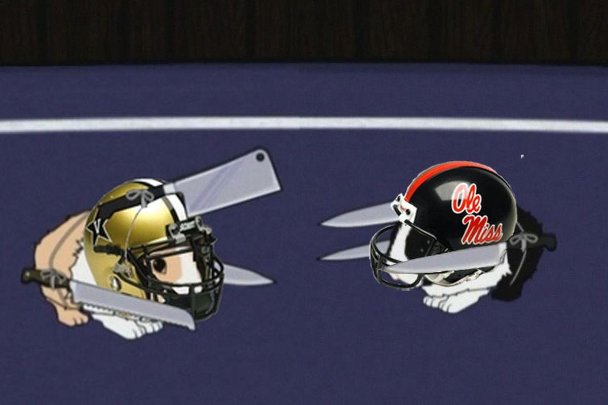 Saturday Predictions  Ole Miss at Vanderbilt - Anchor Of Gold bf1b64d48
