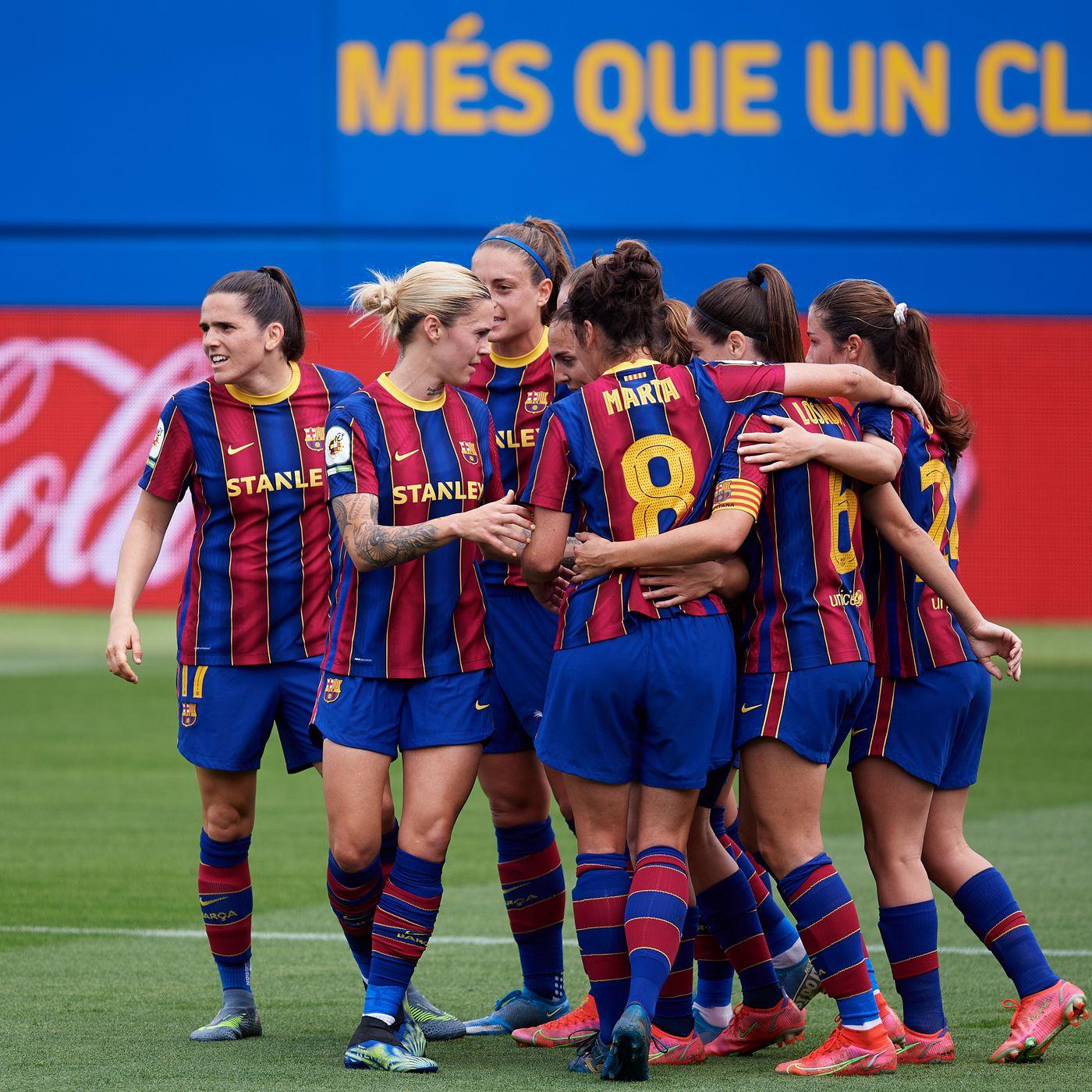 FC Barcelona News: 5 April 2021; All set for Valladolid, Barça Women extend  perfect run - Barca Blaugranes