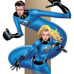 Illustrated by Mike Wieringo