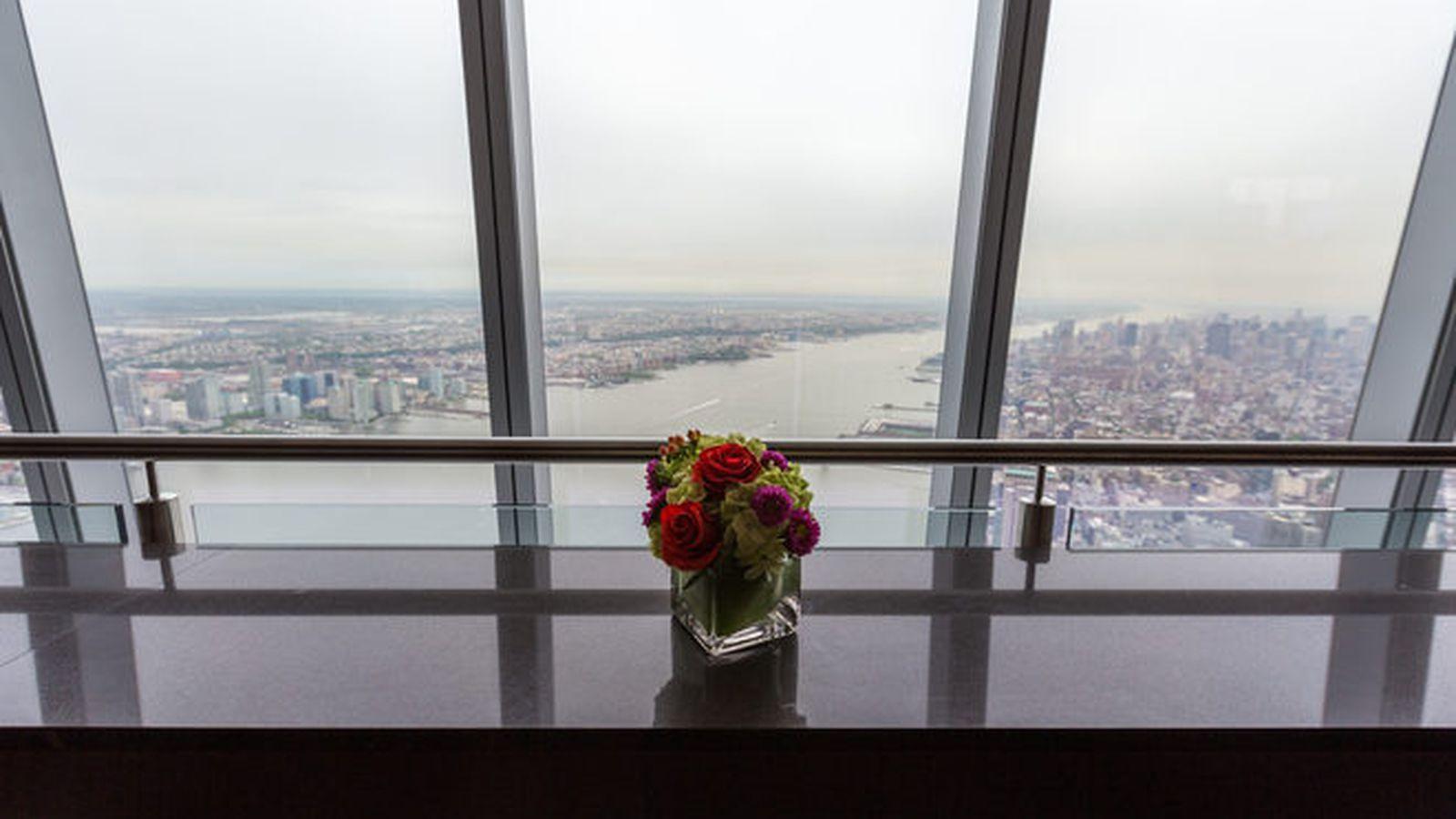 Don T Eat At One World Trade Center S Sky High Restaurants