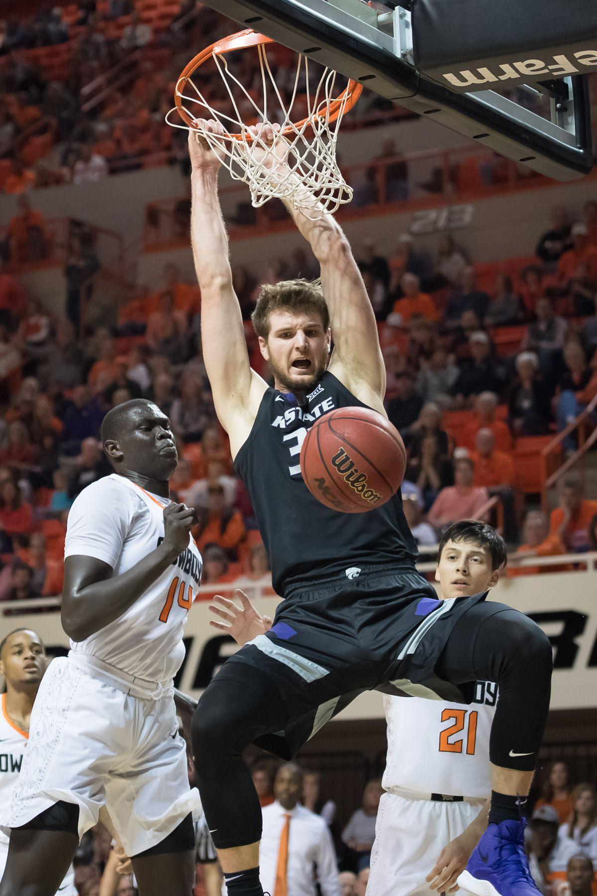 NCAA Basketball: Kansas State at Oklahoma State