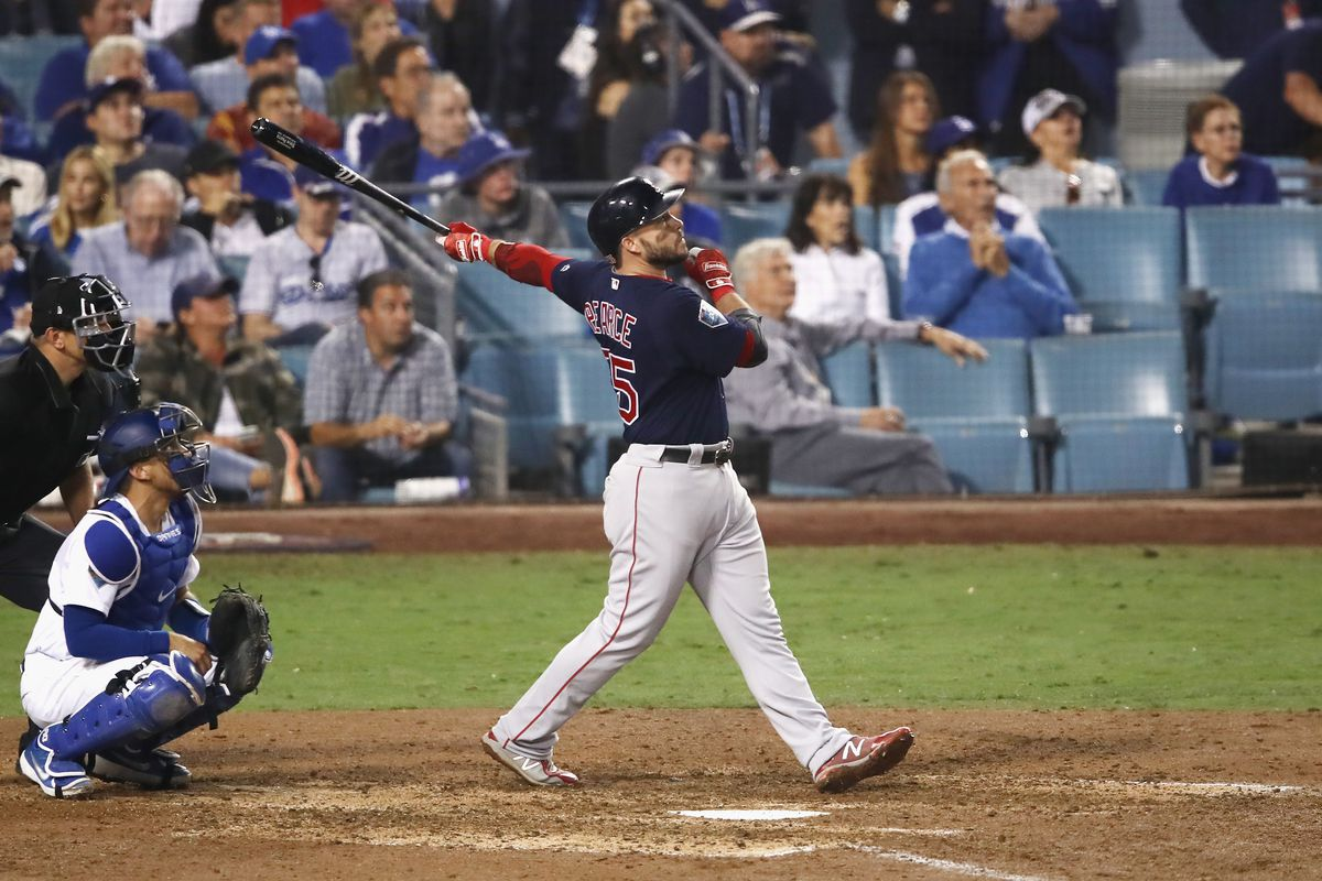 Boston Red Sox moments of the decade #8: Steve Pearce's momentum swing