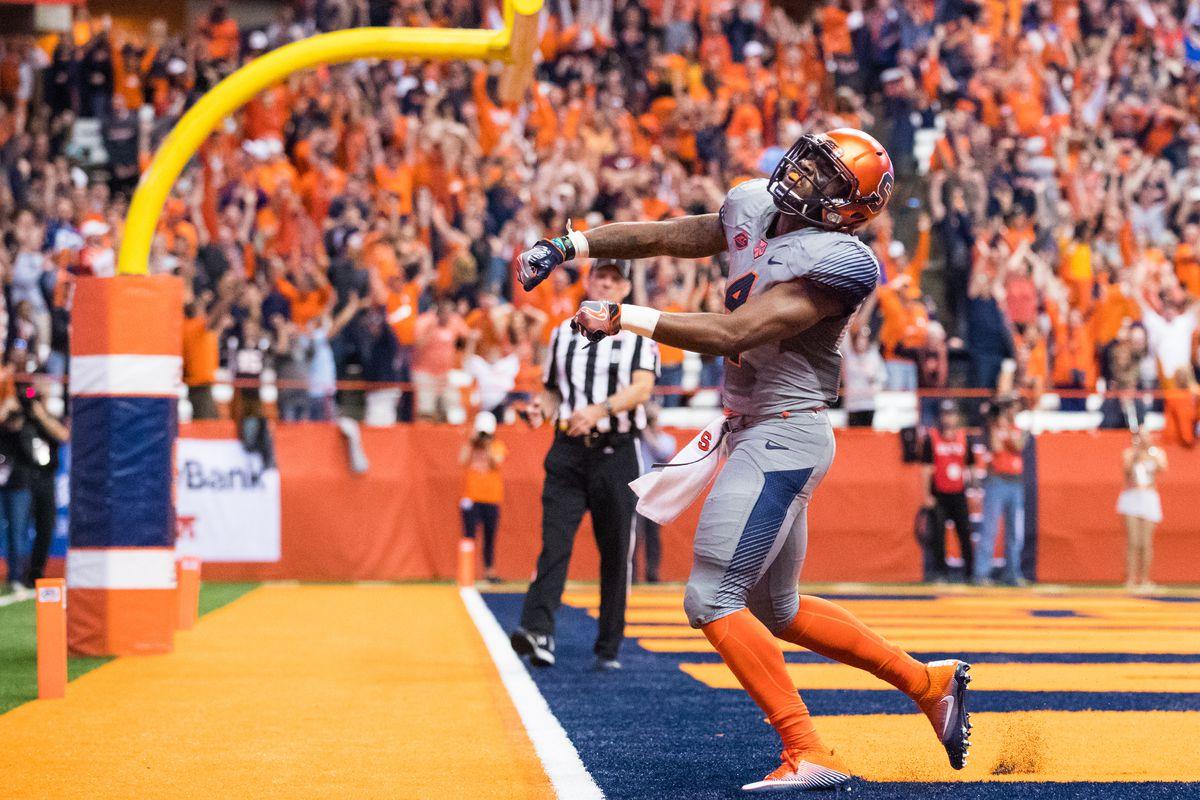 Virginia Tech v Syracuse