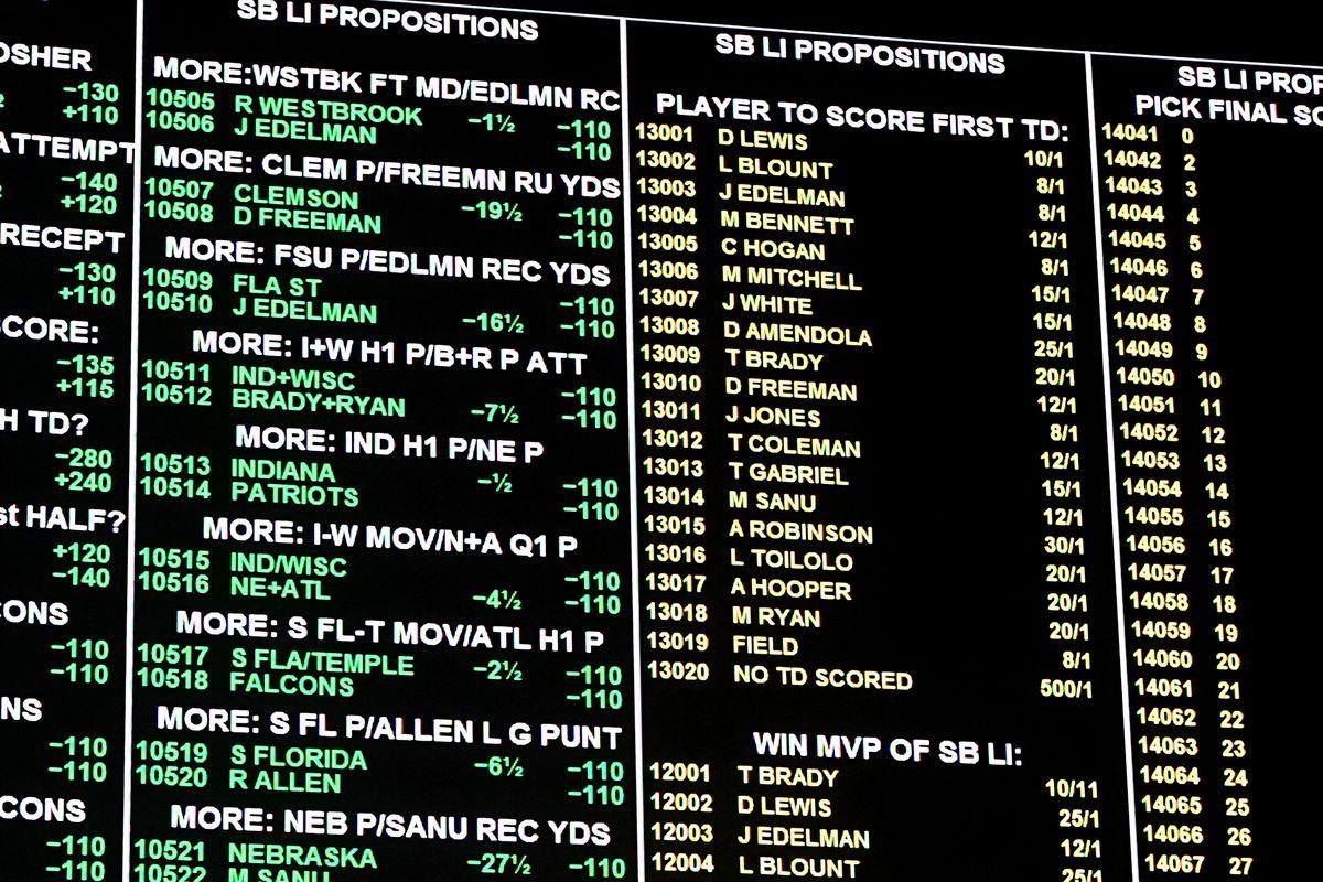 Sbnation sports betting tracker slipknot 2021 betting expert free