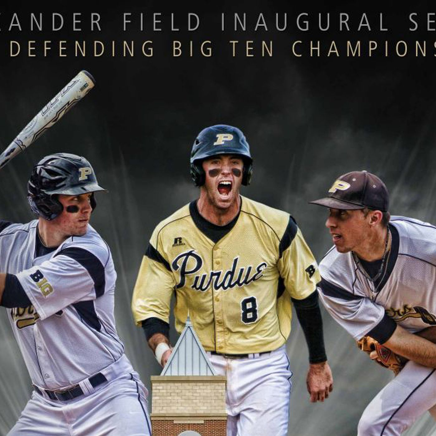 premium selection 78824 f1886 Purdue Baseball Closing Strong - Hammer and Rails