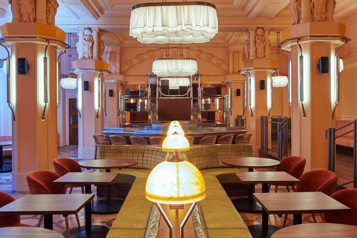 Titanic Restaurant London