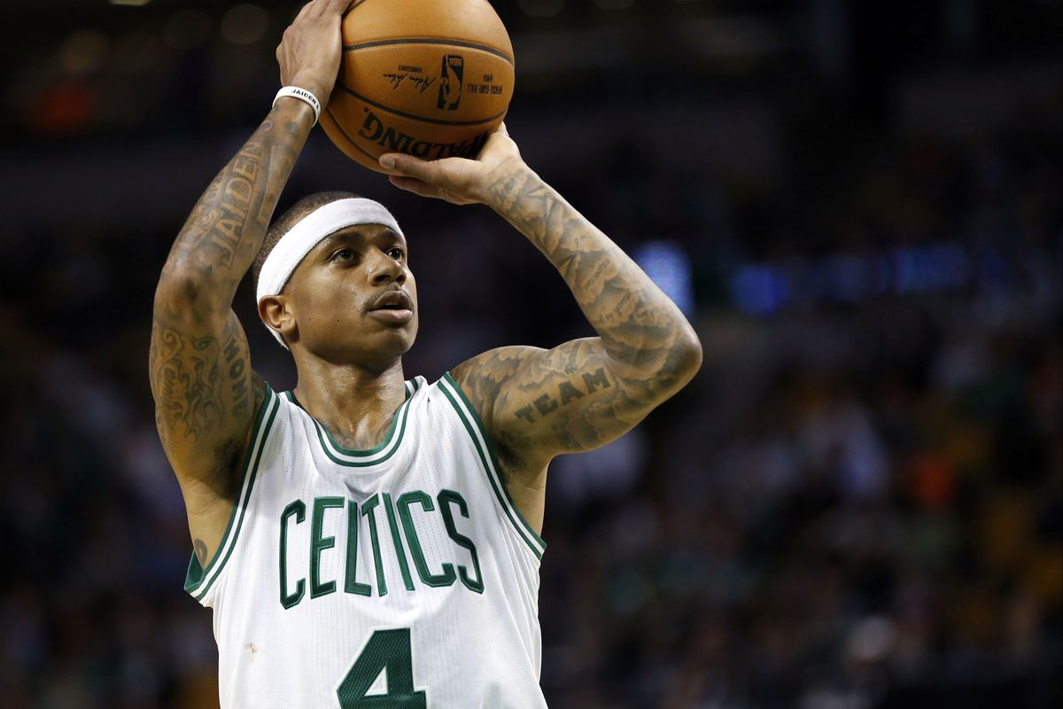 NBA scores 2017: Isaiah Thomas is proving everything asked