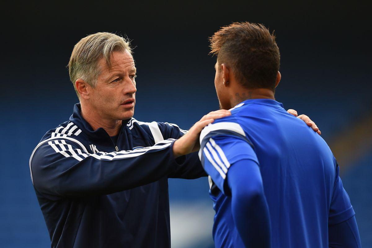 FC Schalke 04 Training & Press Conference