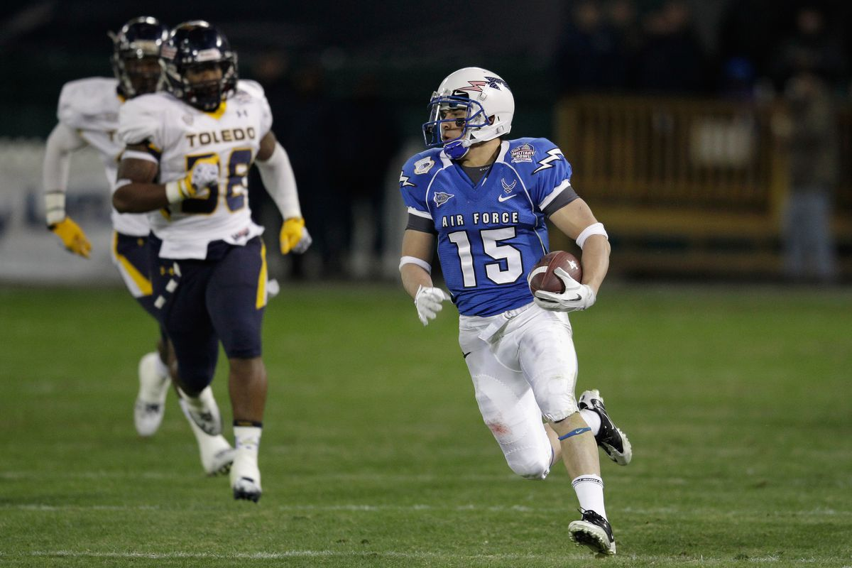 Military Bowl presented by Northop Grumann - Toledo v Air Force