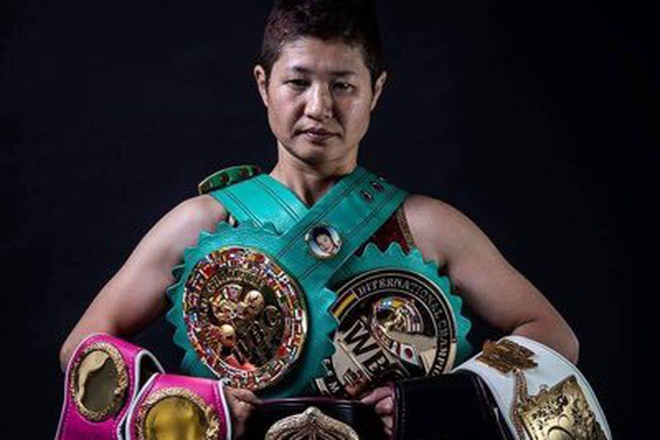 LfcAeOFt 400x400.0 - Five-division champion Fujioka makes next defense July 12th