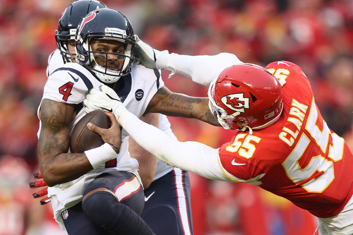 Divisional Round - Houston Texans v Kansas City Chiefs
