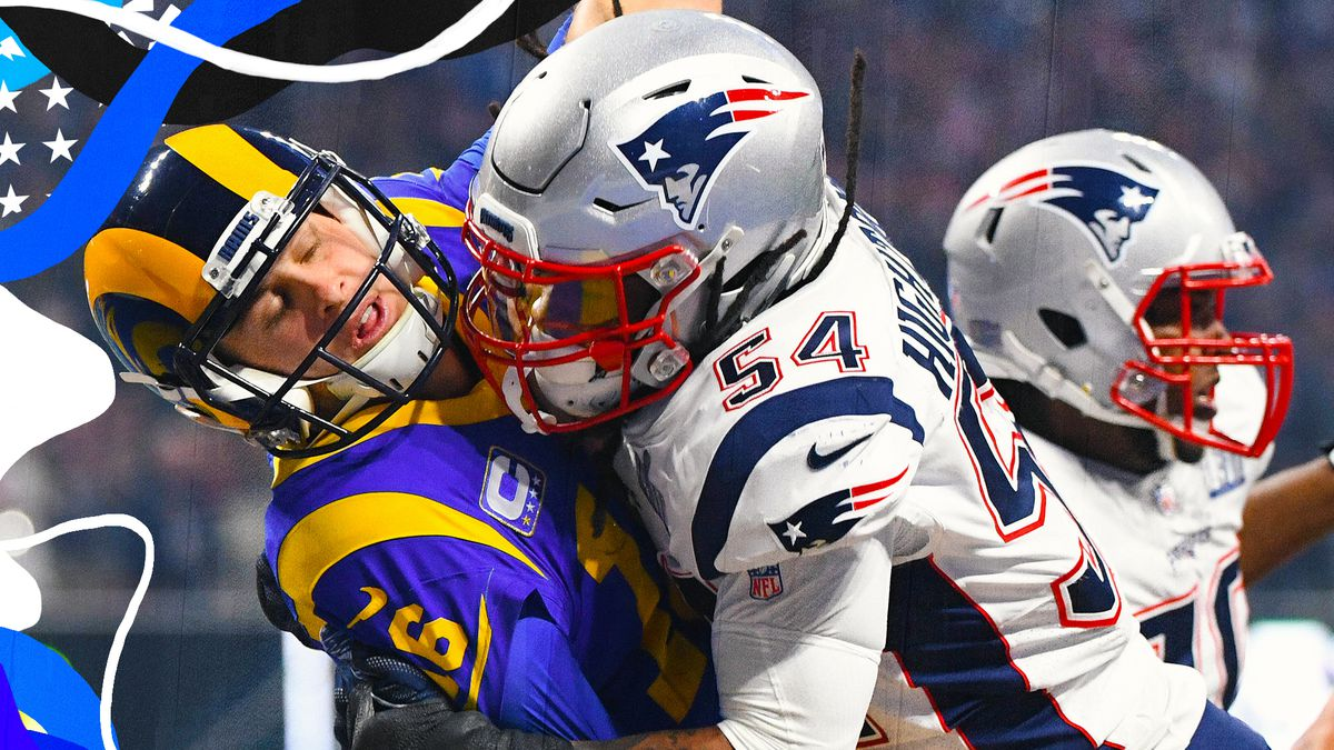 How Dont'a Hightower played the Patriots' real Super Bowl hero in ...