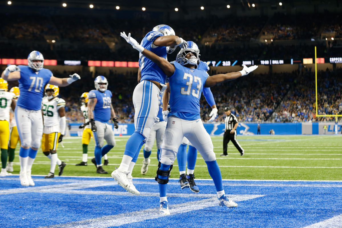 NFL: DEC 29 Packers at Lions