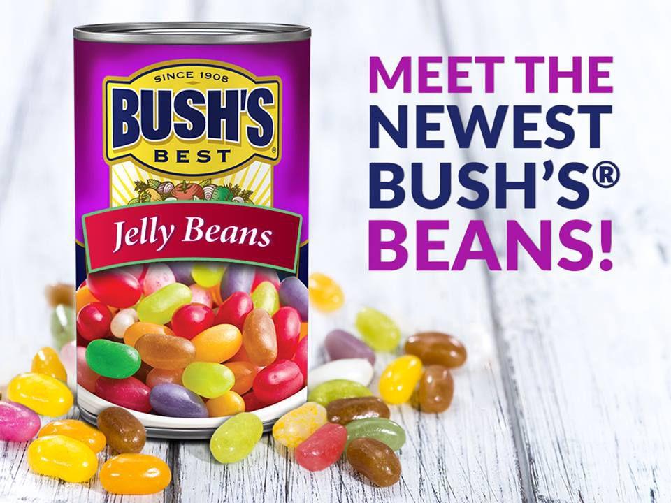 bush's jelly beans fake ad