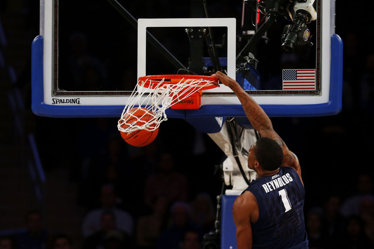 The kind of elevation that wins dunk contests.