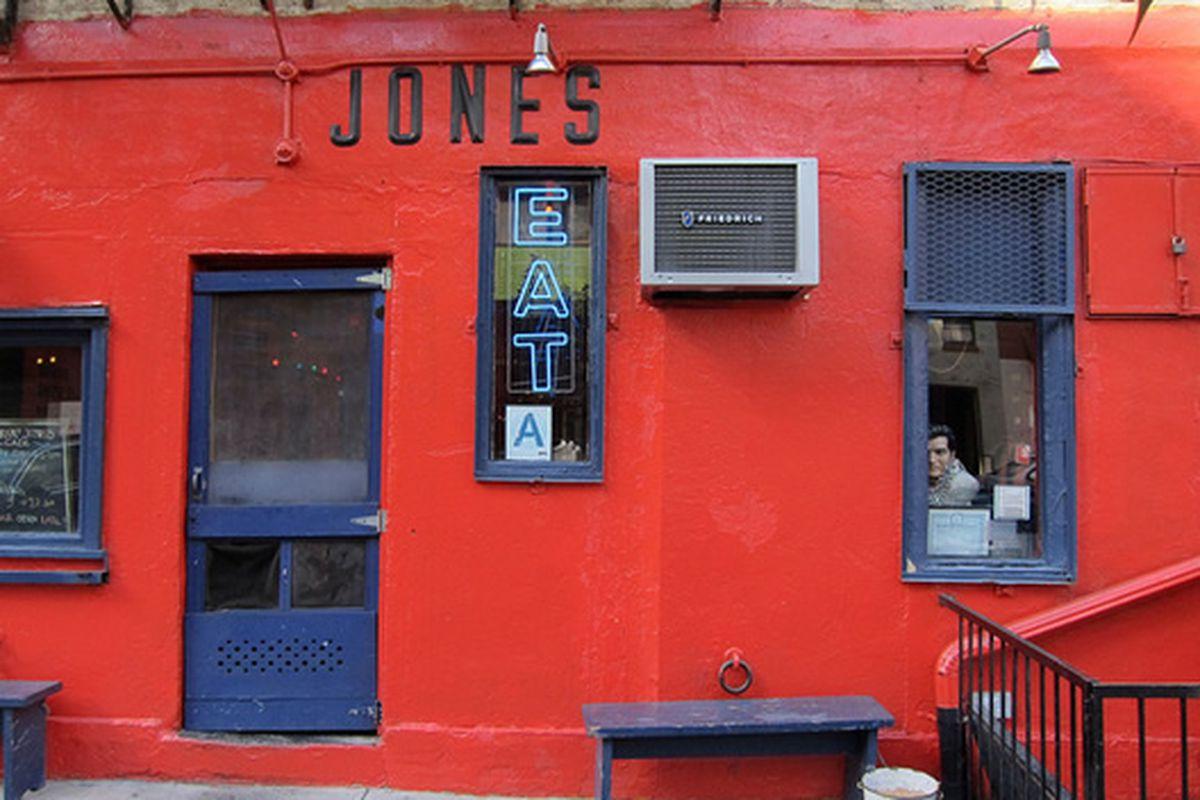 Great Jones Cafe, NYC