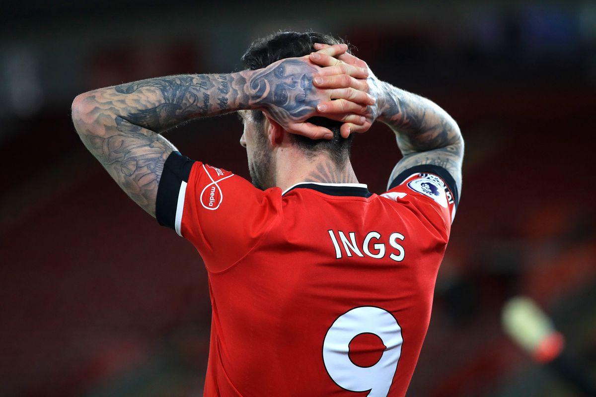 Southampton, Leicester City, Premier League, injury news, team news, Danny Ings, COVID-19, Jannik Vestergaard, Nathan Redmond, Moussa Djenepo