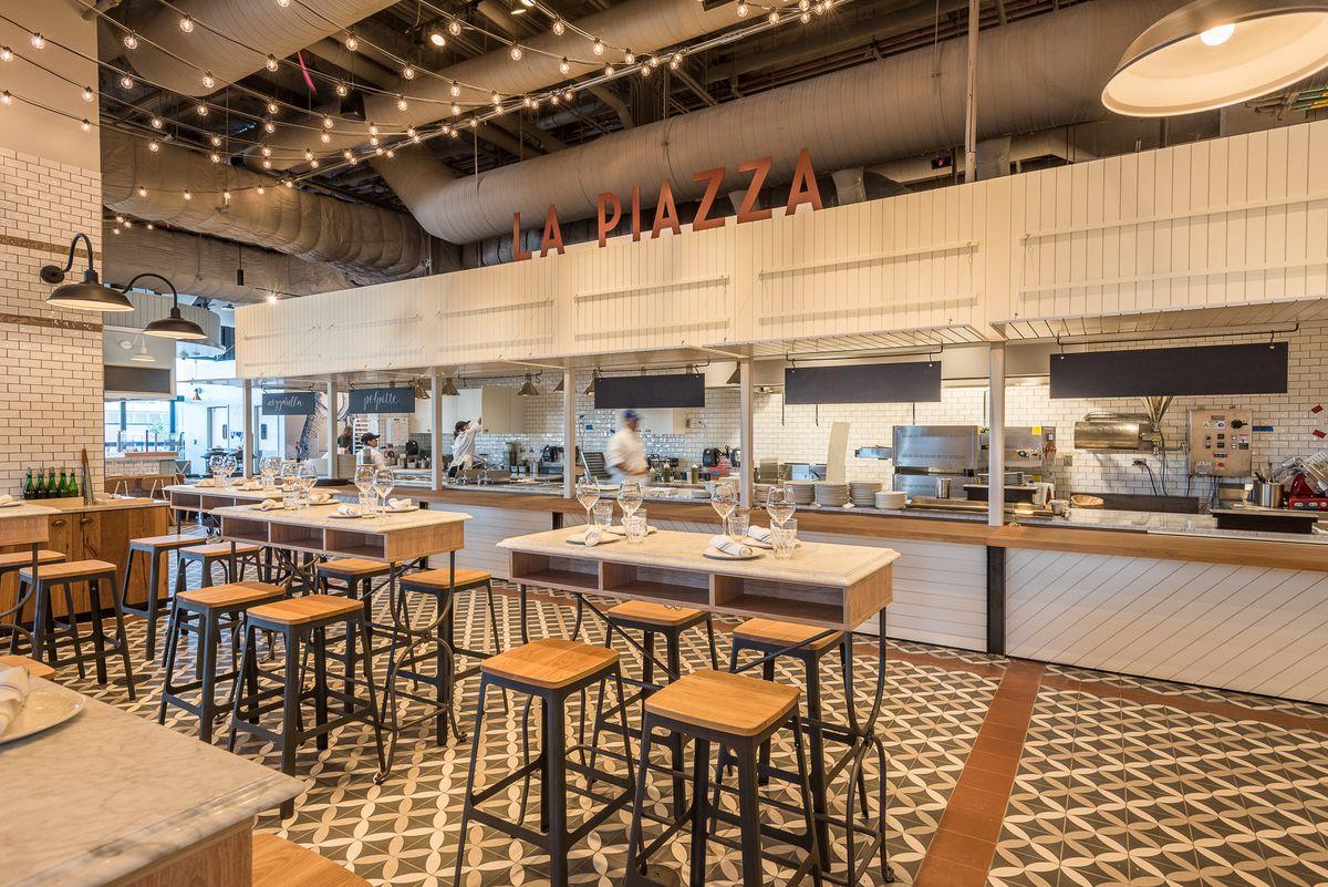 Inside Eataly, LA\'s Colossal Emporium of Italian Cuisine - Eater LA