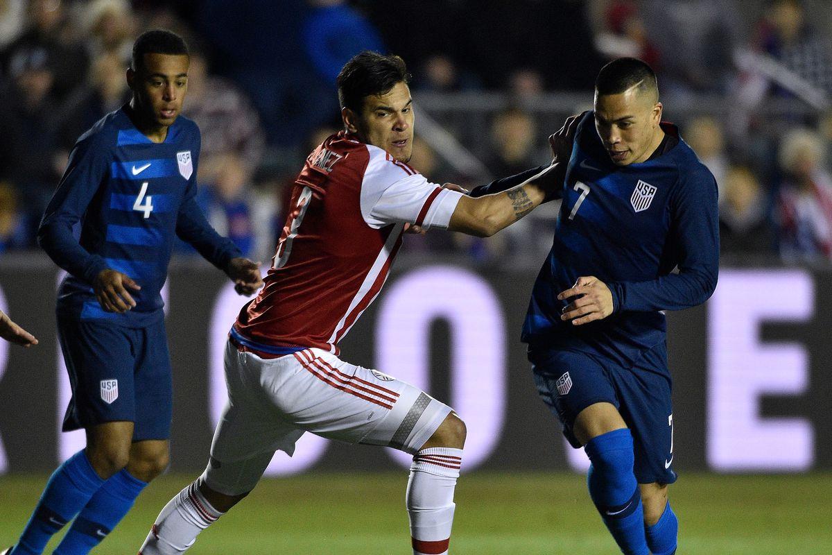 Paraguay v United States