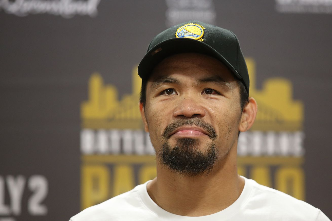 community news, Manny Pacquiao won't be watching Floyd Mayweather's 'boring' fight against Conor McGregor