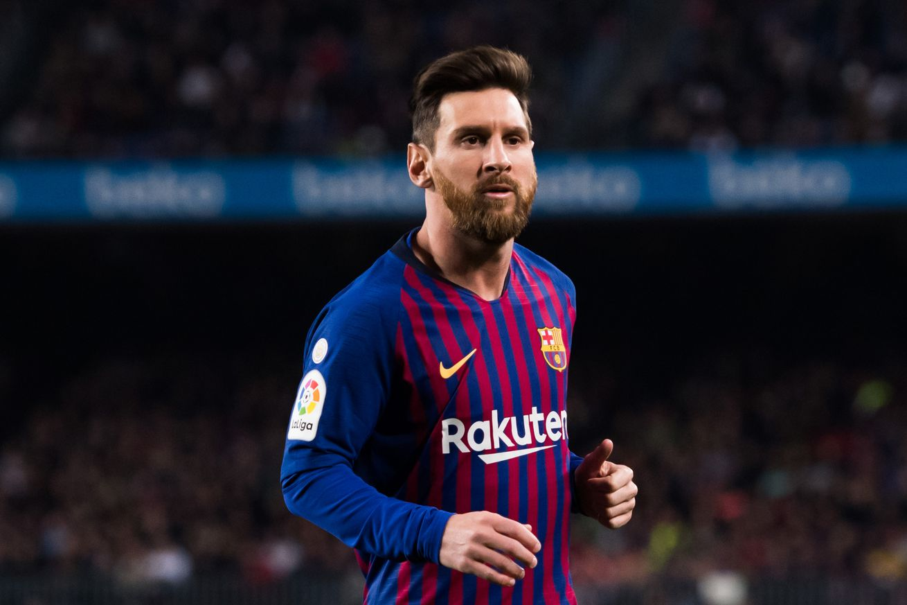 Messi only the seventh most valuable player in the world