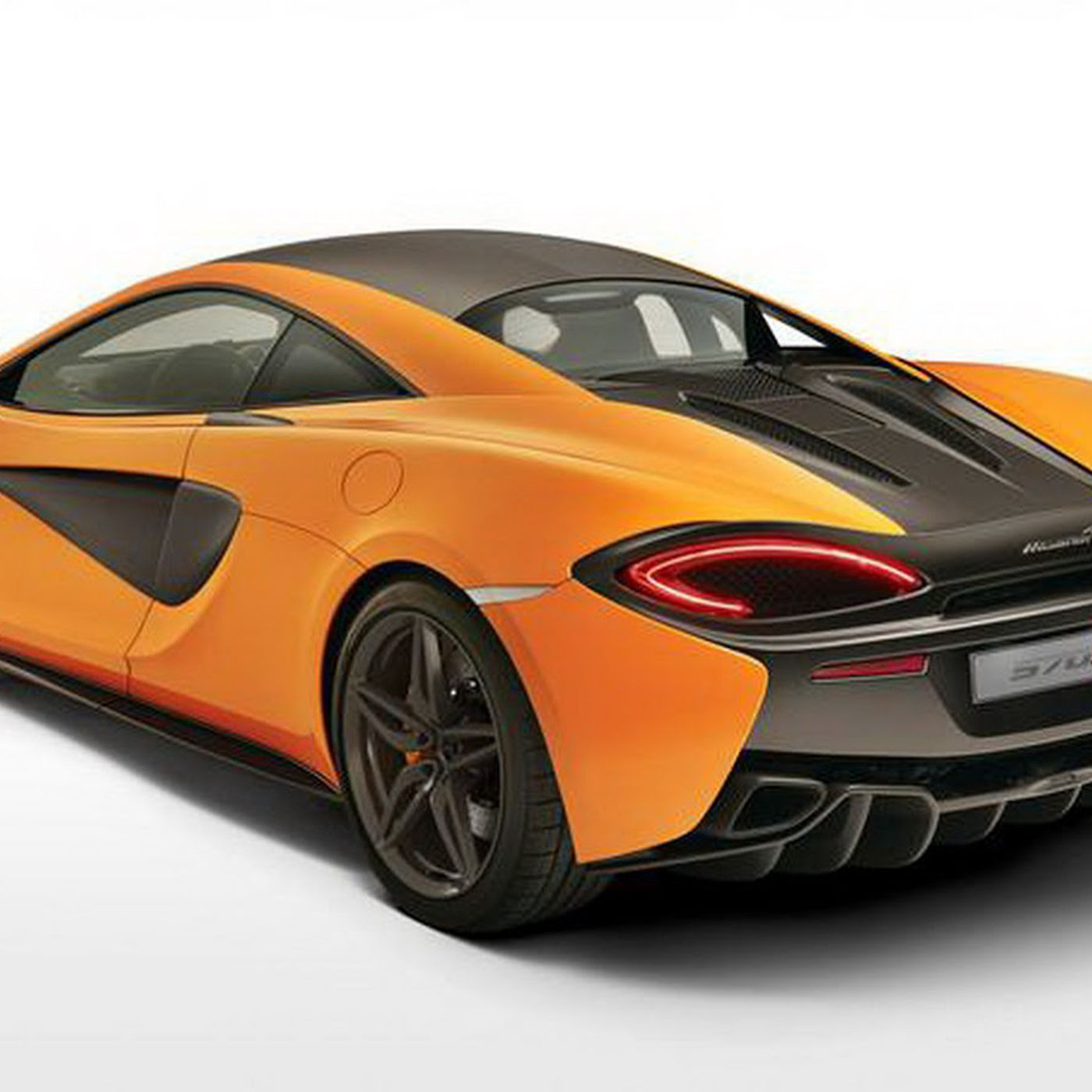 See the first pictures of McLaren s cheapest ever supercar The Verge