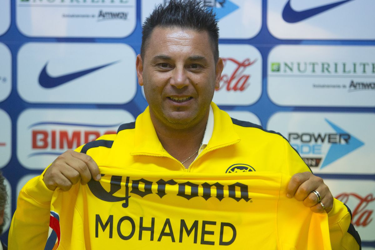 Club America Announces Antonio Mohamed as the New Coach