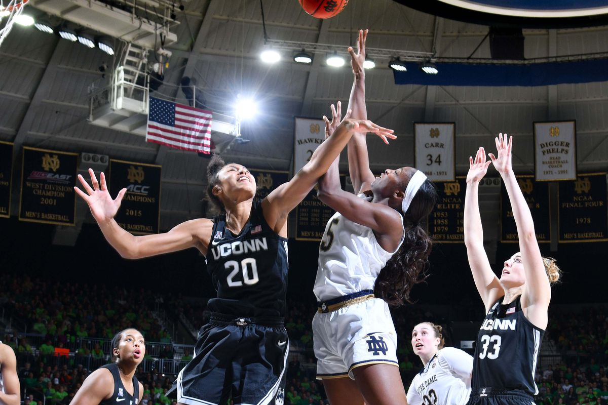a1603c05c76b UConn Women s Basketball  Takeaways From the Win Over Notre Dame ...