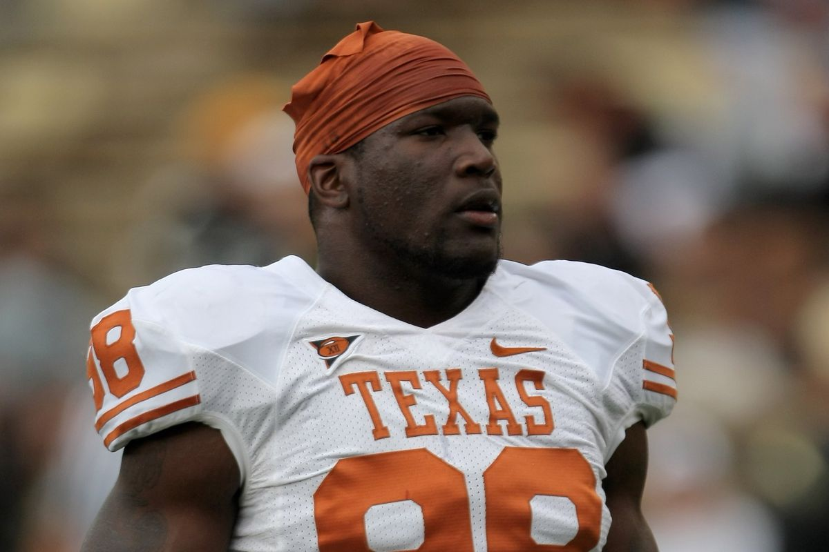 Who are Texas' top 5 NFL Draft picks since 2000? - Burnt Orange Nation