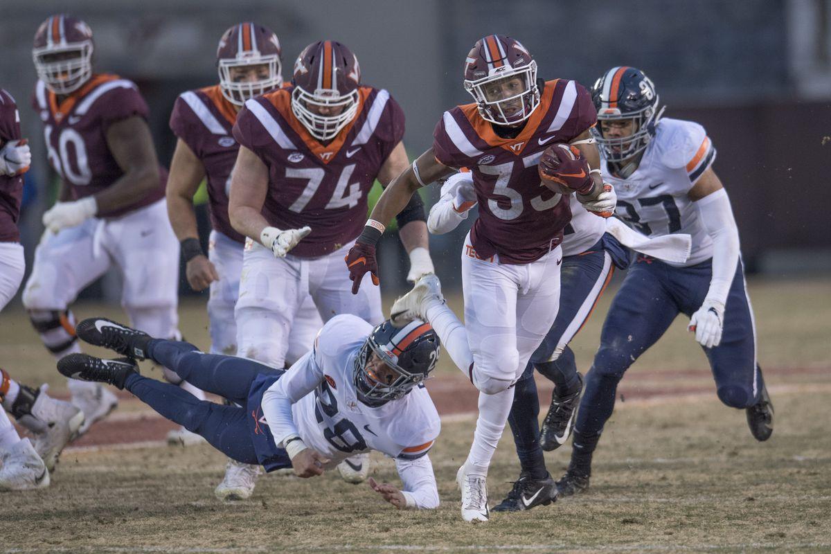 Uva Vs Virginia Tech Hoos Lose To Hokies In The Most