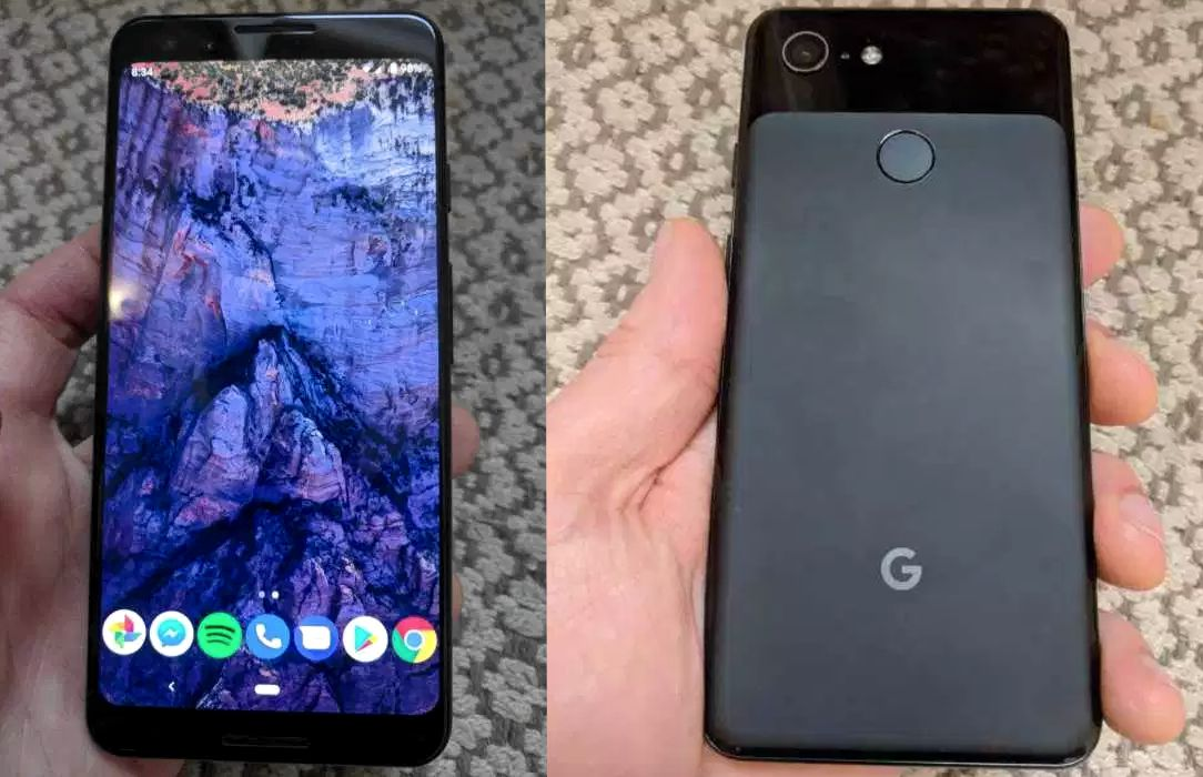 d22b43096 New Google Pixel 3  the 8 most credible leaks - The Verge