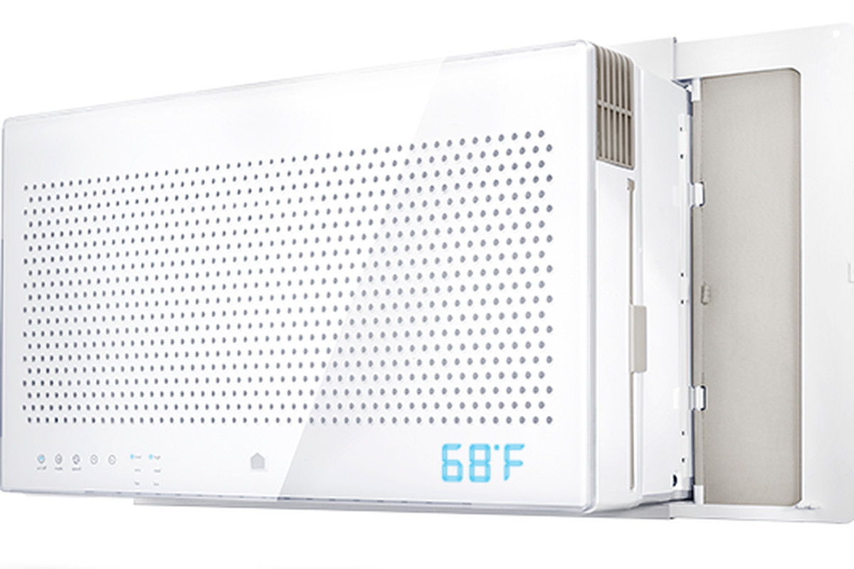 Quirky And Ge Developed A Smart Air Conditioner That Won T