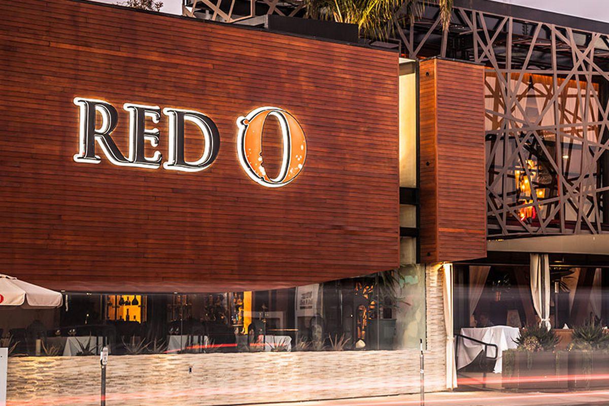 Red O Melrose Courtesy