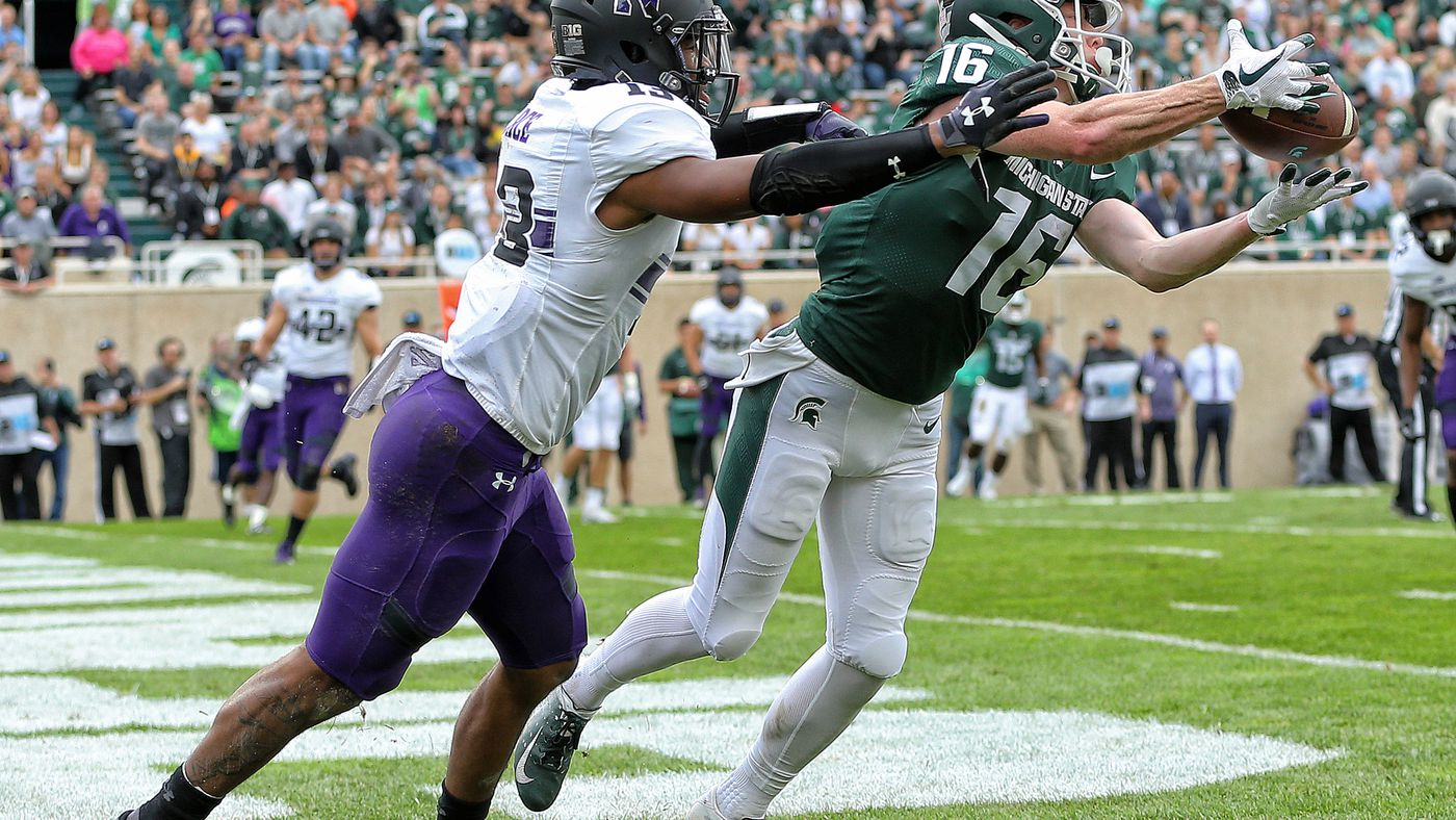 e2c656d8b Northwestern football's offseason questions: How will Northwestern's  secondary respond in 2019? - Inside NU
